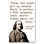 Words of wisdom from Ben Franklin