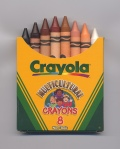 "Politically correct crayons should help kids flex their diversity muscles in the class formerly known as ""Physical Education."""