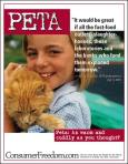PETA has a 'death wish' for businesses and science labs that don't adhere to the organization's radical animal 'rights' agenda. Learn the truth about PETA at petakillsanimals.com.