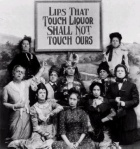 Ladies, looks like you're in luck this Saturday! Prohibition lives again in West Virginia for one day only.