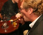 Bureaucrats want to protect cigar smokers in smoke shops from smoke.