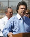 Assemblyman Felix Ortiz is intent on dethroning Mayor Michael Bloomberg as NY's #1 Nanny.